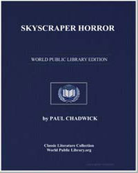 Skyscraper Horror by Chadwick, Paul