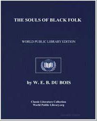 The Souls of Black Folk by Du Bois, William Edward Burghardt