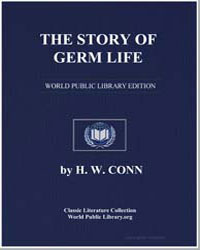 The Story of Germ Life by Conn, H. W.