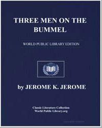 Three Men on the Bummel by Klapka, Jerome