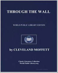 Through the Wall by Moffett, Cleveland