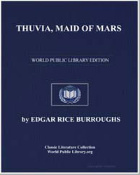 Thuvia, Maid of Mars by Burroughs, Edgar Rice