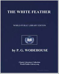 The White Feather by Wodehouse, Pelham Grenville