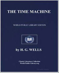 The Time Machine by Wells, Herbert George