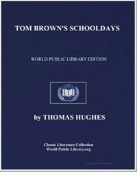 Tom Brown's School Days : By Thomas Hugh... by Hughes, Thomas