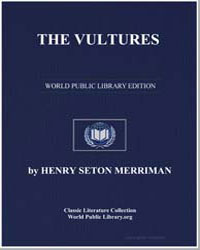 The Vultures by Merriman, Henry Seton