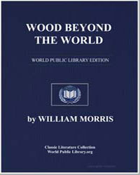 Wood Beyond the World by Morris, William