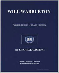 Will Warburton by Gissing, George