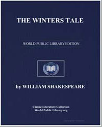 The Winters Tale by Shakespeare, William
