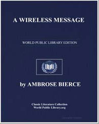 A Wireless Message by Bierce, Ambrose