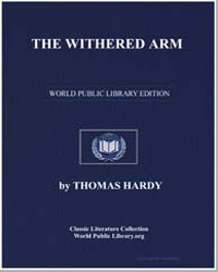 The Withered Arm by Hardy, Thomas