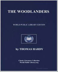 The Woodlanders by Hardy, Thomas