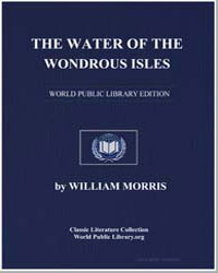 The Water of the Wondrous Isles by Morris, William