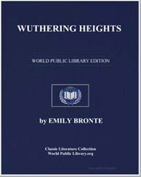 Wuthering Heights by Bronte, Emily
