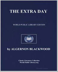 The Extra Day by Blackwood, Algernon Henry