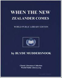 When the New Zealander Comes by Muddersnook, Blyde