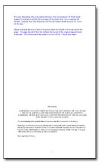 Protocol Amending the Convention between... by