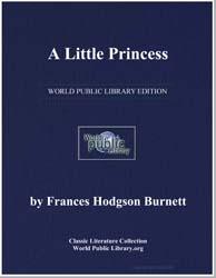 A Little Princess by Burnett, Frances Hodgson