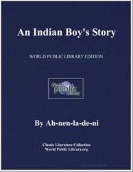 An Indian Boy's Story by