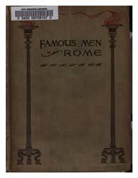Famous Men of Rome by Haaren, John H.