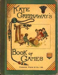 Kate Greenaway's Book of Games by