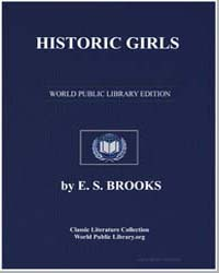 Historic Girls by Brooks, E. S.