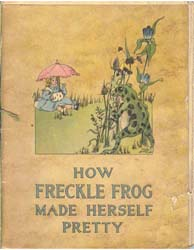 How Freckle Frog Made Herself Pretty by Herr, Charlotte B.