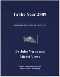 In the Year 2889 by Verne, Jules