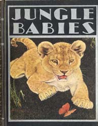 Jungle Babies by Kaigh-Eustace, Edyth