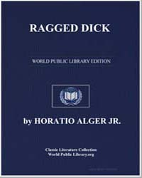 Ragged Dick by Alger, Horatio, Jr.