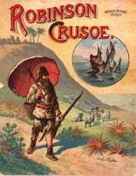 The Story of Robinson Crusoe by
