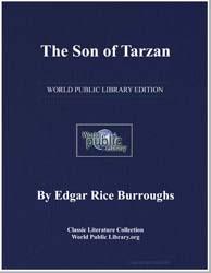 The Son of Tarzan by Burroughs, Edgar Rice