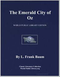 The Emerald City of Oz by Baum, Lyman Frank