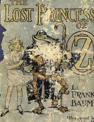 The Lost Princess of Oz by Baum, Lyman Frank