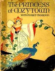 The Princess of Cozytown by Thompson, Ruth Plumly