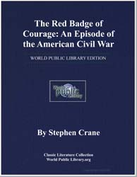 The Red Badge of Courage: An Episode of ... by Crane, Stephen
