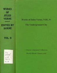 The Works of Jules Verne by Verne, Jules