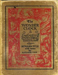 The Wonder Clock by Pyle, Howard