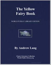 The Yellow Fairy Book by Lang, Andrew