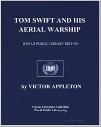 Tom Swift and His Aerial Warship by Appleton, Victor