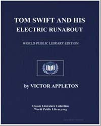 Tom Swift and His Electric Runabout or t... by Appleton, Victor