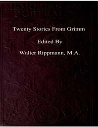 Twenty Stories from Grimm by Rippmann, Walter