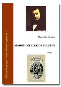 Mademoiselle de Maupin by Gautier, Théophile
