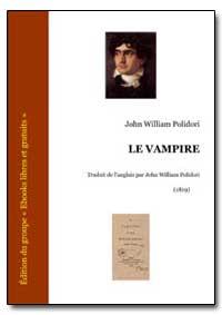 Le Vampire by Polidori, John William
