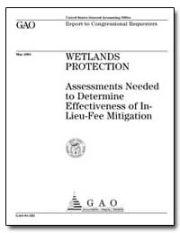 Wetlands Protection by Environmental Protection Agency