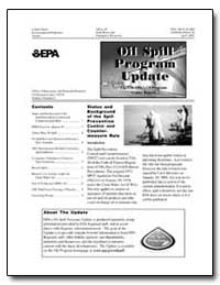 Status and Background of the Spill Preve... by Environmental Protection Agency