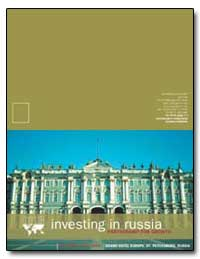 Investing in Russia by Snyder, Jennifer