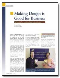 Making Dough Is Good for Business by Cultice, Curt