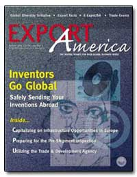 Export America by Augerot, Arrow