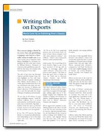 Writing the Book on Exports by Cultice, Curt